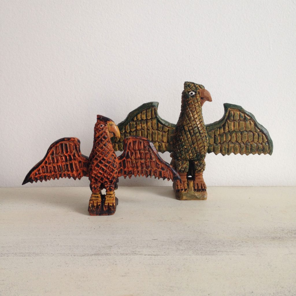 Schimmels by Mary Myers Folk Art
