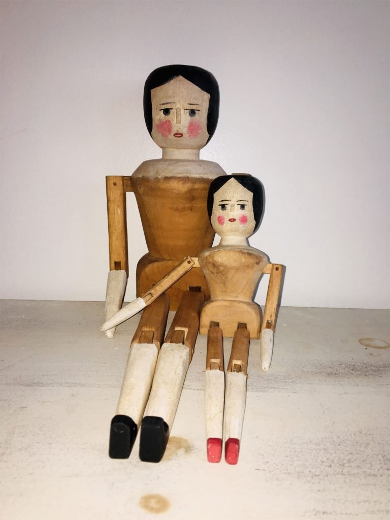 Other Carving - American Made - Hand carved - Myer Myers Folk Art